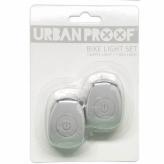 Zestaw lampek Urban Proof jasny szary