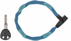 Zapięcie rowerowe Abus Catena 6806k/75 neon niebieski