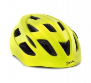 Kask rowerowy Spiuk Hiri unisex yellow fluo S/M