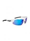 Okulary spiuk rimma białe unisex