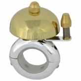 Dzwonek rowerowy mosiądz/Alu 40mm