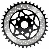 """Tarcza mechanizmu korbowego BMX 1/8""""x36T"""