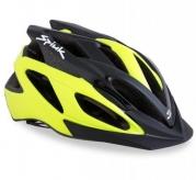 Kask rowerowy Spiuk Tamera Lite S/M żółty/czarny