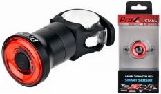 Lampka rowerowa tylna Prox Octans cob led USB