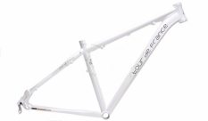 Rama rowerowa Tour de France 29/15 biała