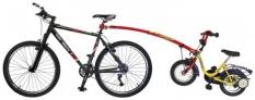 Trailgator - wspornik do łączenia rowerów