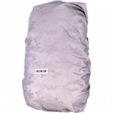 Pokrowiec odblaskowy na plecak Wowow Titanium szary