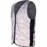 Kamizelka odblaskowa Wowow Titanium Full XL