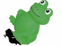 Piszczałka rowerowa żaba