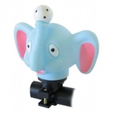 Piszczałka rowerowa  słoń