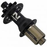 Piasta tylna Novatec D792SB X12 SH11s 32H czarny mat