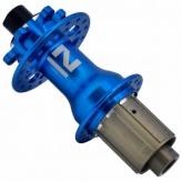 Piasta tylna Novatec D792SB X12 SH11s 32H niebieska