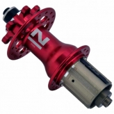 Piasta tylna Novatec D792SB QR SH11s 32H czerwona