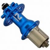 Piasta tylna Novatec D792SB QR SH11s 32H niebieska