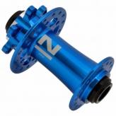 Piasta przednia Novatec D791SB 15mm 32H niebieska