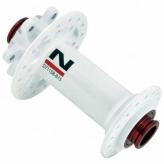 Piasta przednia Novatec D711SB B15 32H biała