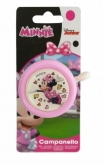 Dzwonek rowerowy Disney Minnie różowy