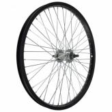Koło rowerowe przednie 20 48otw. czarne