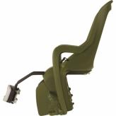Fotelik rowerowy tylny Polisport Groovy FF zielony