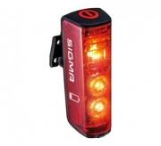 Lampka rowerowa tylna Sigma Blaze funkcja stop