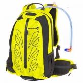 Plecak rowerowy M-Wave Rough Ride bukłak żółty