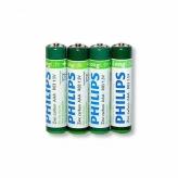 Bateria Philips LR03 LongLife AAA 4szt. FOLIA
