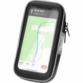Uchwyt rowerowy Celly FlexBike  na telefon czarny