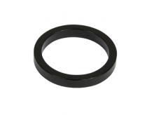 Podkładka dystansowa alu 28,6-36 czarna 5 mm
