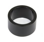 Podkładka dystansowa alu 28,6-36 czarna  20 mm