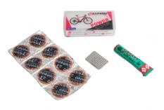 Zestaw łatek rowerowych Power