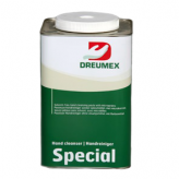 Pasta do czyszczenia rąk Dreumex Special  4500 ml biała
