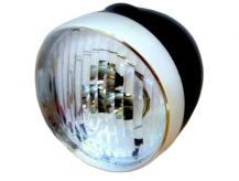 Lampka rowerowa przednia 3led RETRO baterie