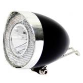 Lampka rowerowa przednia Union UN-4920 czarna