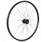 Koło rowerowe przednie 26 JOYSTAR-MT10F MTB czarne