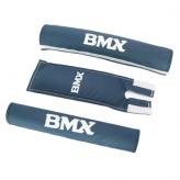 Ochraniacz na kierownicę BMX niebieski