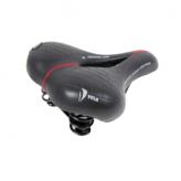 Siodełko rowerowe Monte Grappa Vela czarne