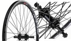 Koło rowerowe tylne 20 ATB Swift stożek wolnobieg czarny