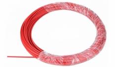 Pancerz hamulca 2p czerwony szpula (50m)