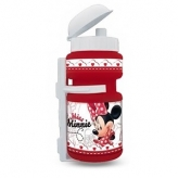 Bidon + koszyk Disney Minnie 300 ml