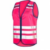 Kamizelka Wowow Lucy Jacket różowa XL
