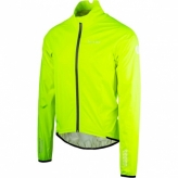 Kurtka rowerowa Wowow Raceviz De Muur żółta L