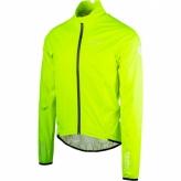 Kurtka rowerowa Wowow Raceviz De Muur żółta  XS