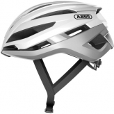 Kask rowerowy Abus StormChaser Polar White M