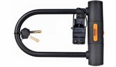 Zapięcie rowerowe Sekura kb305 U-Lock czarne