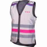 Kamizelka Wowow Lucy Jacket Full Reflective XL