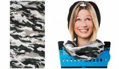 Nakrycie głowy M-Wave camouflage