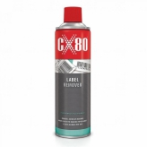 Preparat CX80 Label Remover Spray 500ml