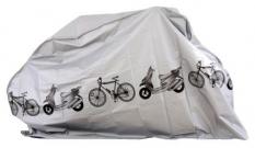 Pokrowiec na rower 205x110x64 cm wzmocniony