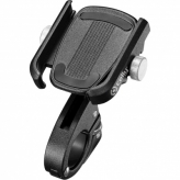 Uchwyt rowerowy Celly Armorbike na telefon czarny