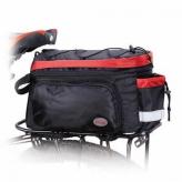 Sakwa na bagażnik Prox Dakota 035 czarno-czerwona